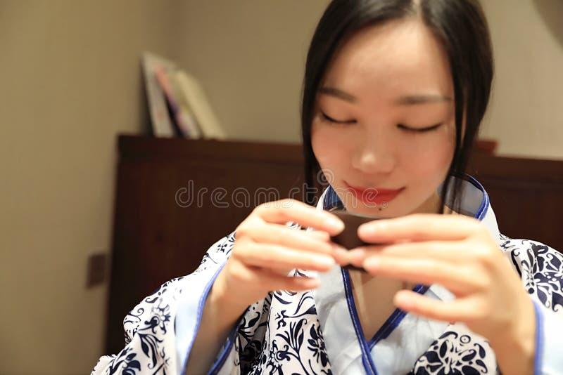Art de thé de la Chine, thé de boissons images libres de droits