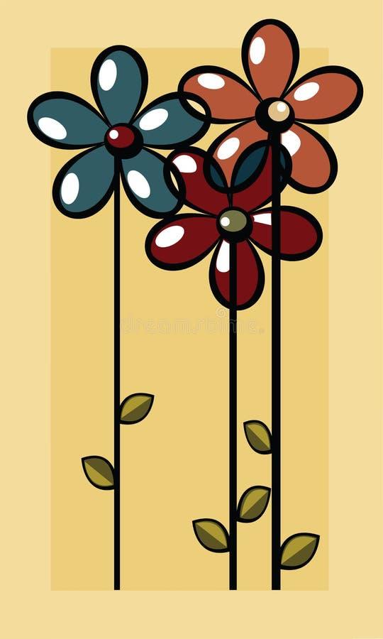 Download Art deco ilustracja wektor. Ilustracja złożonej z ilustracje - 13326167