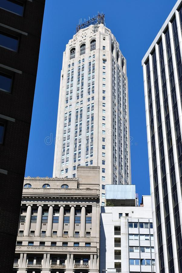 Download Art Deco stock image. Image of building, manhattan, skyscraper - 14204457