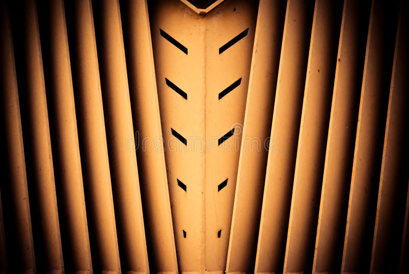 Art Deco background stock image