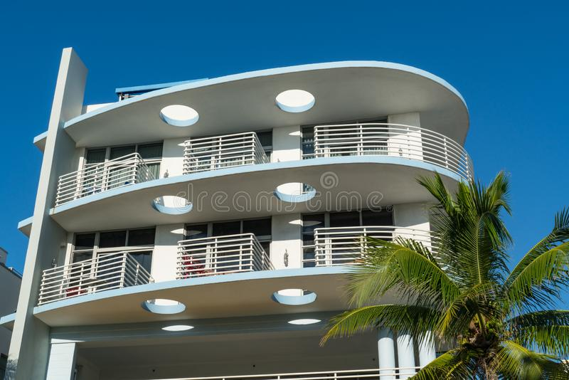 Art Deco Building stockbild