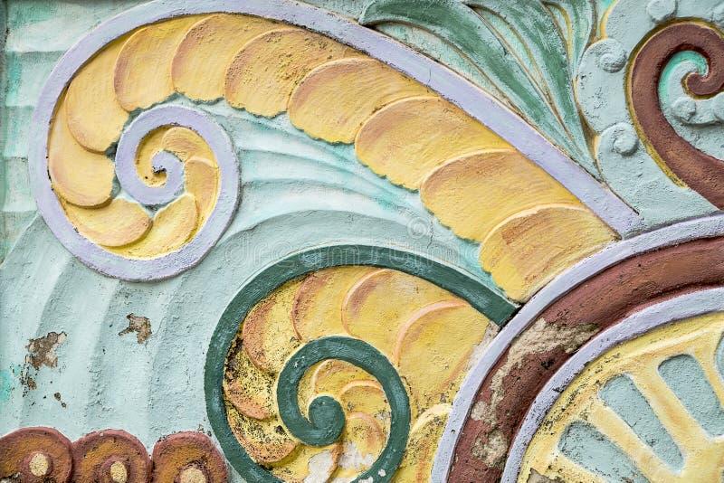 Art Deco Design stock photography