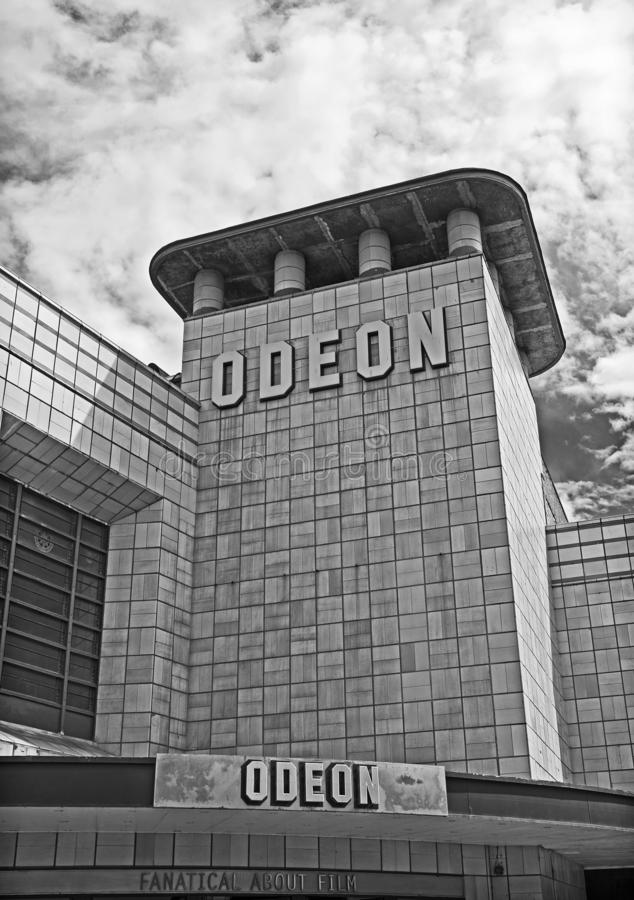 Odeon stock images