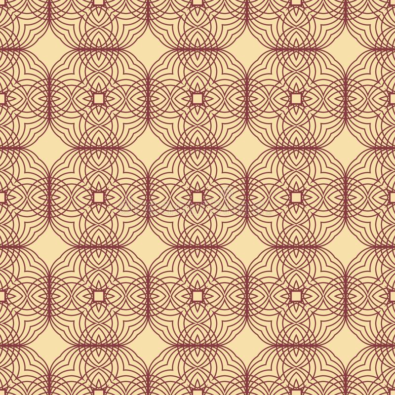 Free Art Deco Pattern Royalty Free Stock Photo - 122110825