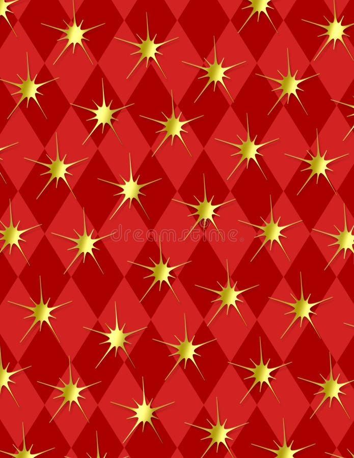 Art deco star burst background stock photography