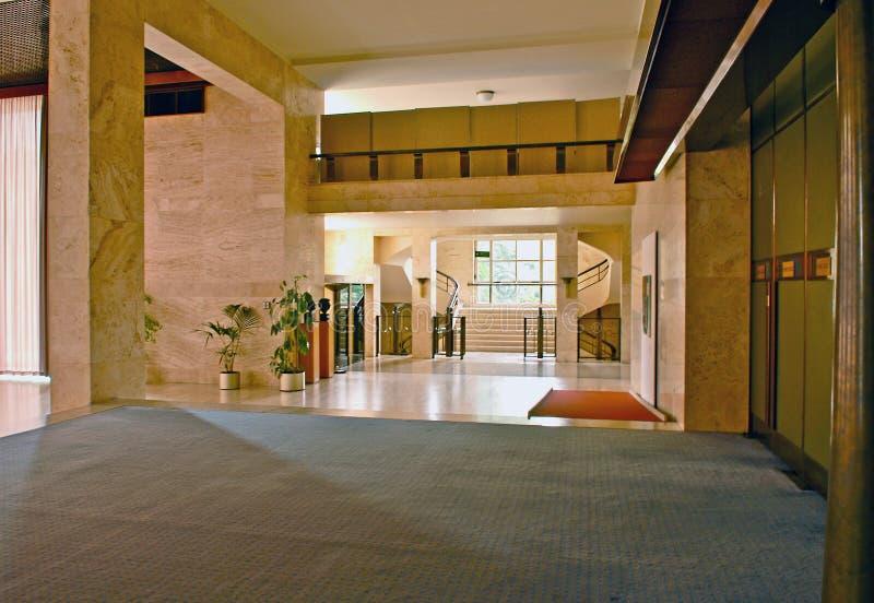 Art Deco Sytle Architecture imagem de stock