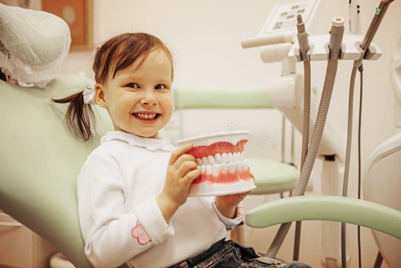 Art dentaire. photos libres de droits