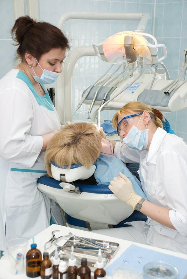 Art dentaire photos stock