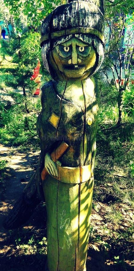 Art en bois image stock