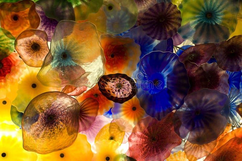 Art en verre photo stock