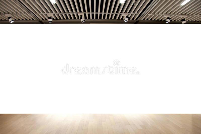 Art exhibition. Blank background,art stock image