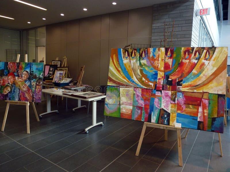 Art Exhibition photos libres de droits