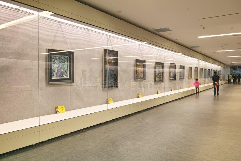 Art Exhibition Editorial Image