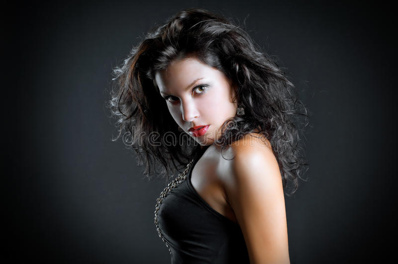 Download Art Fashion Photo Of Portrait Young Woman Stock Image - Image of adult, alluring: 23764161