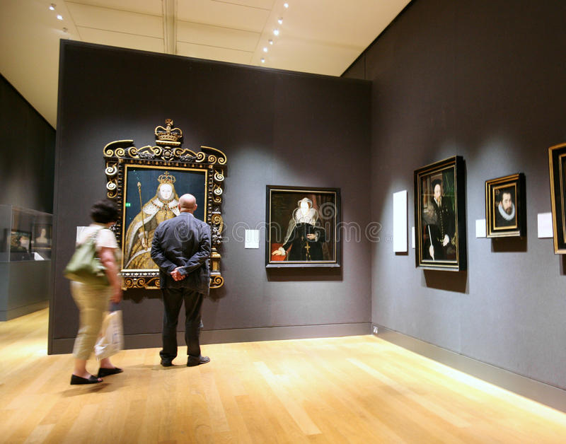 Download Art Gallery editorial photo. Image of gilded, wall, museum - 14801756
