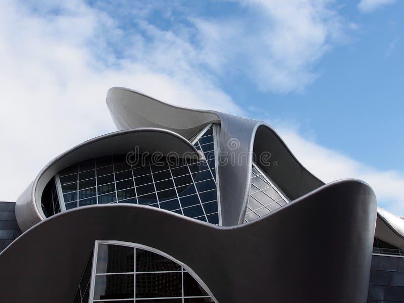 Art Gallery Of Alberta Edmonton Alberta images libres de droits