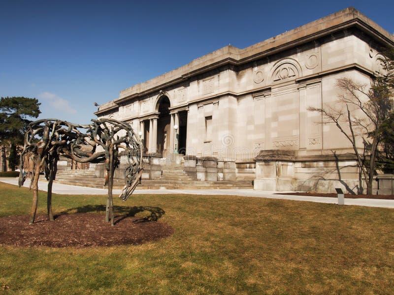 Art Gallery commemorativo fotografie stock