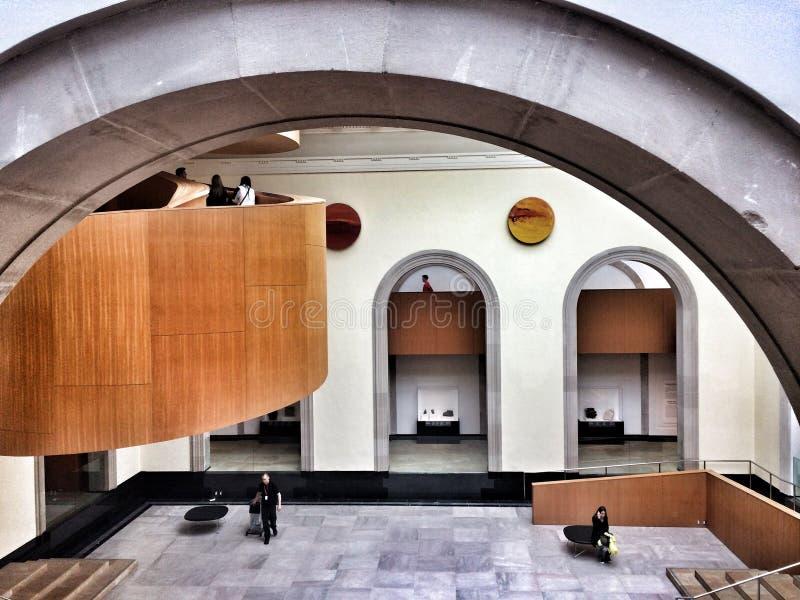 Art Gallery del interior de Ontario foto de archivo libre de regalías