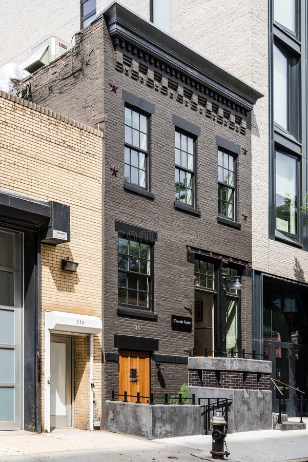 Art Gallery en Chelsea en Nueva York fotografía de archivo libre de regalías