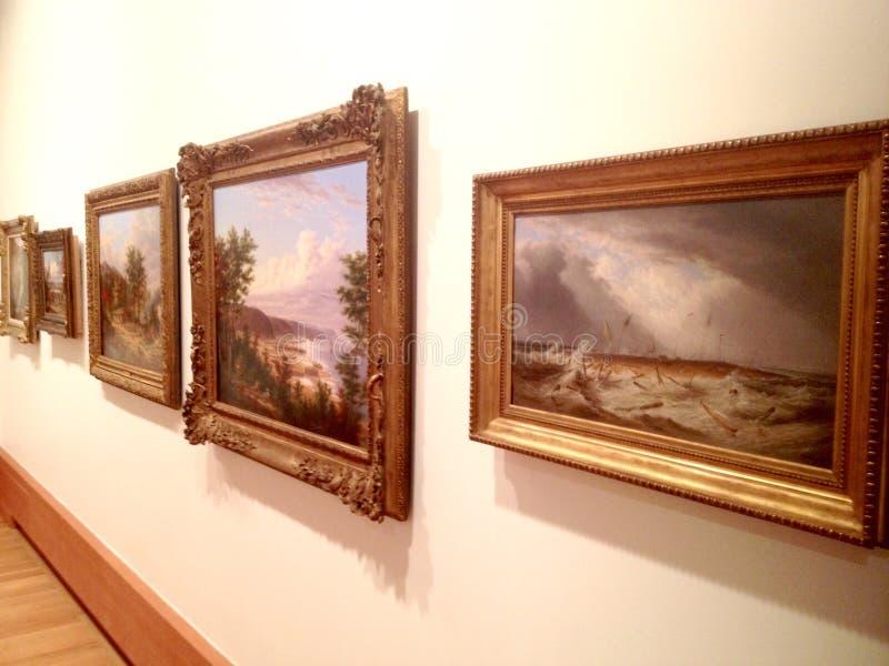 Art Gallery Of Ontario i Toronto arkivfoto
