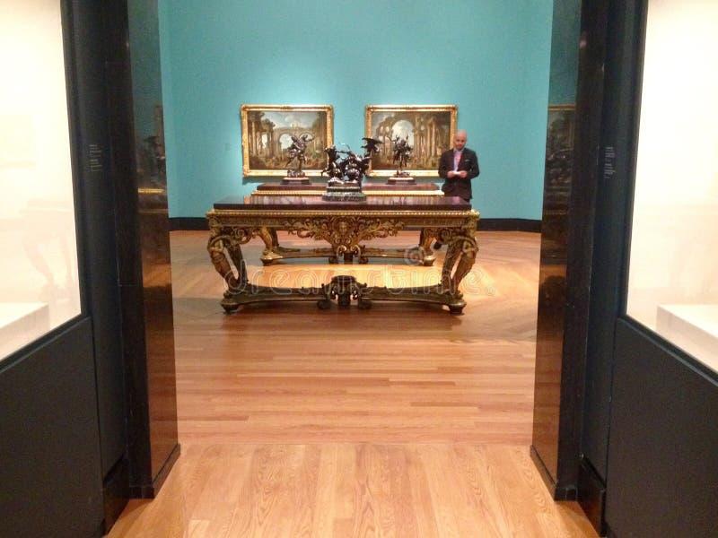 Art Gallery Of Ontario a Toronto fotografie stock