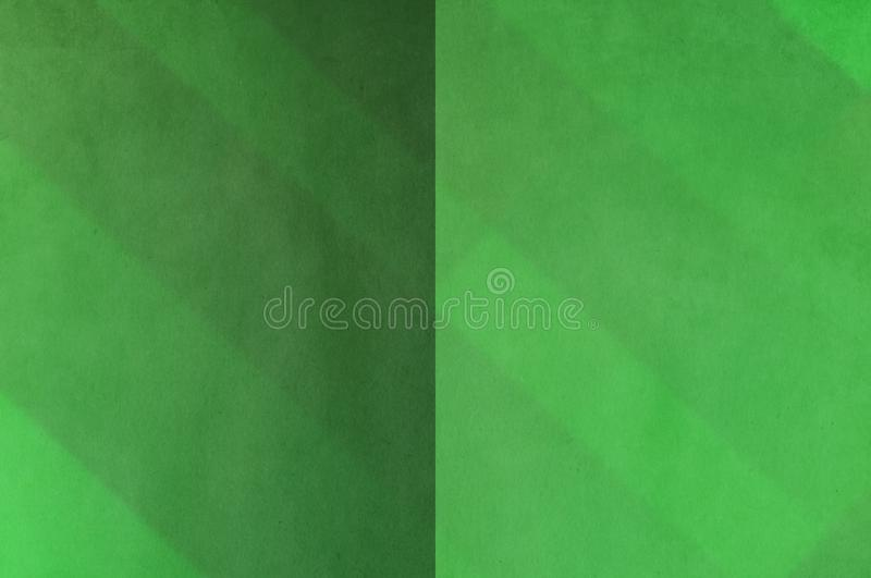 Art green color abstract pattern background. Art green color abstract pattern illustration background stock illustration