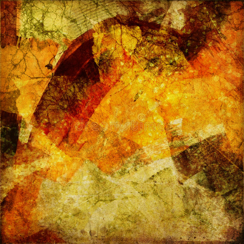 Art grunge abstract background card. Decoration