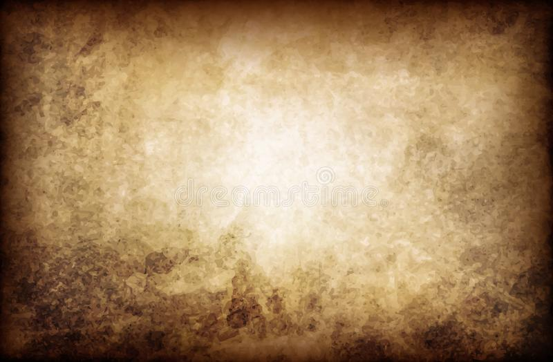 Art Grunge Paper Background stock abbildung