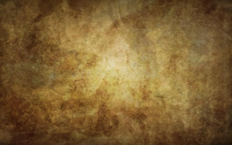 Art Grunge Paper Background illustrazione vettoriale