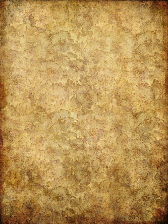 Art grunge vintage background paper royalty free illustration