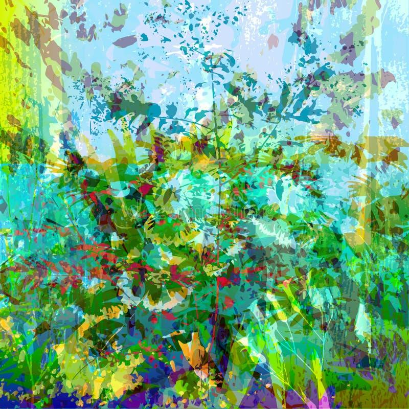 Art Grunge Vintage Textured Background imagem de stock royalty free