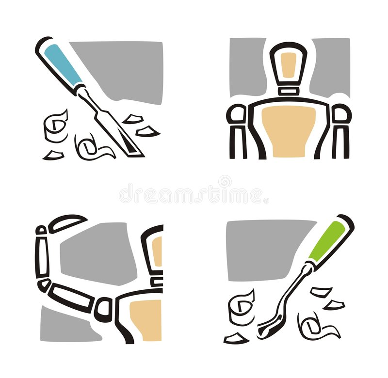 Download Art Icon Series stock vector. Image of graphic, dingbat - 2102783