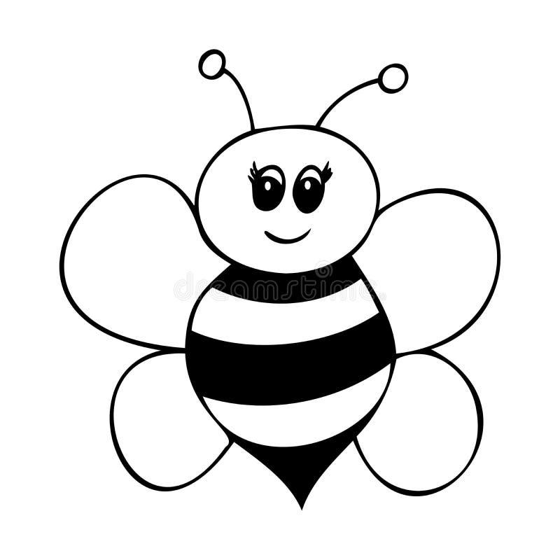 Bee Vector Black White Stock Illustrations 11 762 Bee Vector Black White Stock Illustrations Vectors Clipart Dreamstime