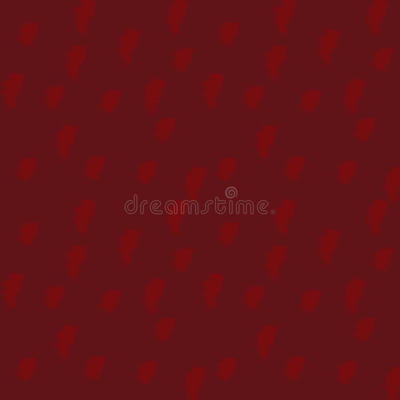 Valentine S Day Retro Love And Hearts Stock Illustration
