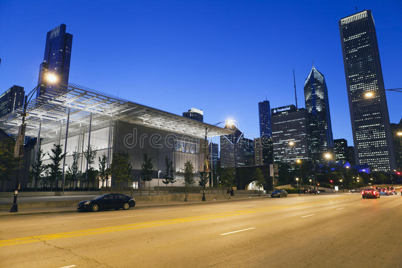 The Art Institute of Chicago royalty free stock images