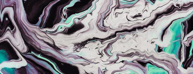 Art liquide E photos stock