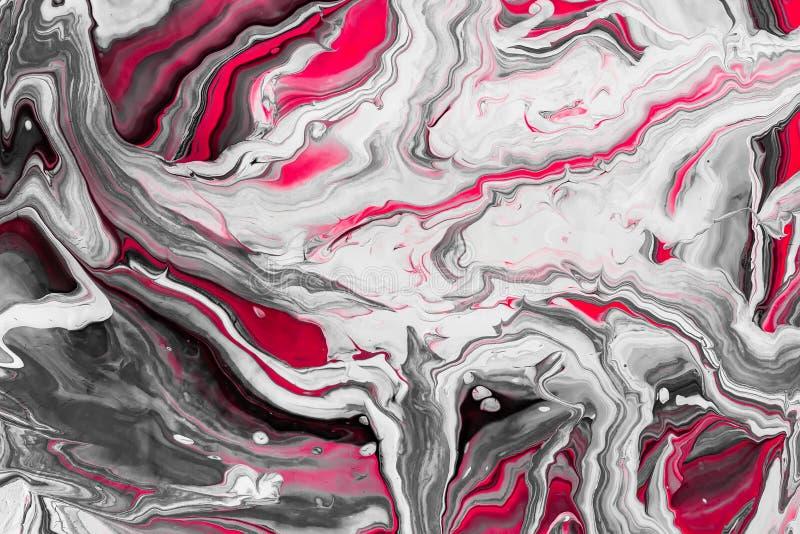 Art liquide Fond ou texture color? abstrait E images stock