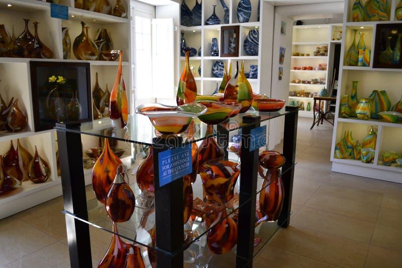 Art in Malta stock photo