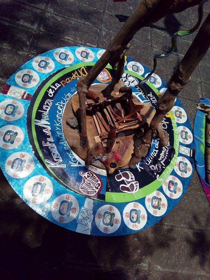 Art maya photos stock
