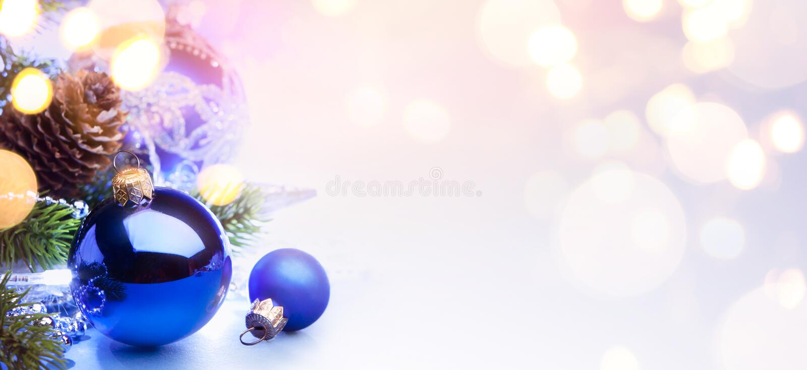 Art Merry Christmas and happy New Year; bright holidays background stock photos