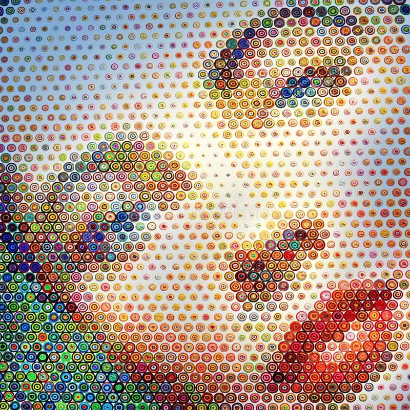 Art moderne photo libre de droits