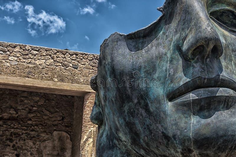 Art moderne de Pompeii image libre de droits