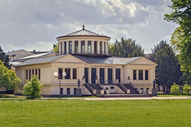 Art Museum académico, Bonn, Alemania imágenes de archivo libres de regalías