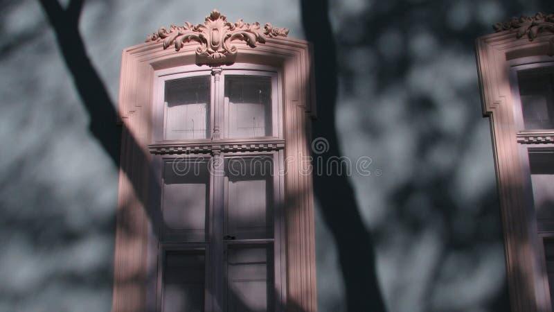 Art Museum en la luz del sol en Odessa Ukraine imagen de archivo libre de regalías