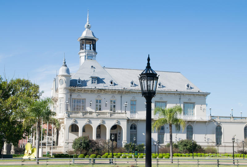 Art Museum of Tigre City, Buenos Aires. Argentina royalty free stock images
