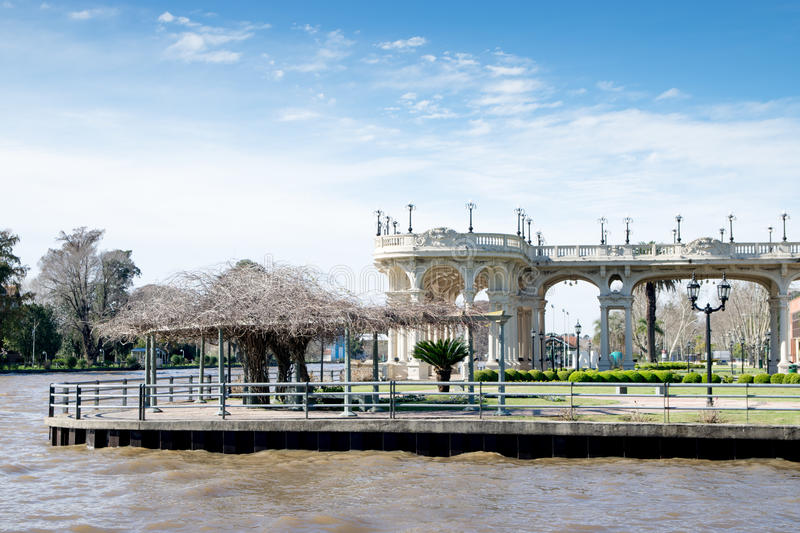Art Museum of Tigre City, Buenos Aires. Argentina stock photos