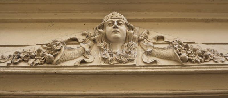 Art nouveau imagem de stock