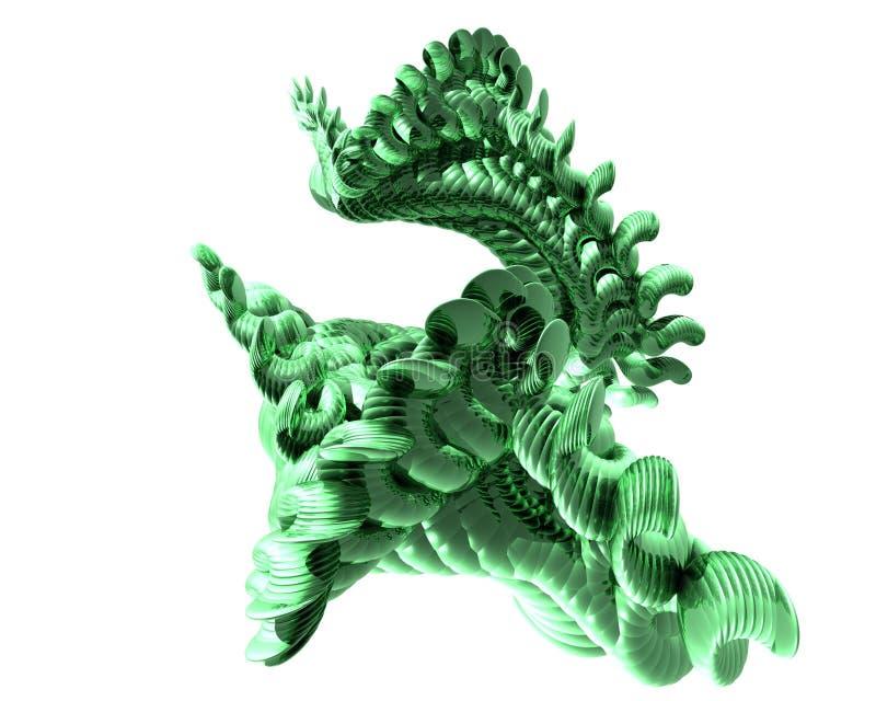 Art optique Bioform   illustration libre de droits