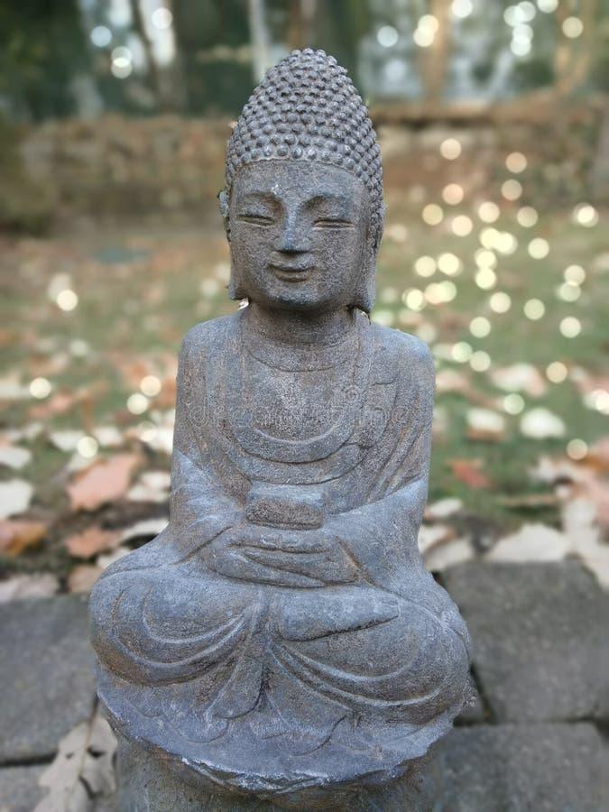 Art oriental n de sculpture en pierre photographie stock