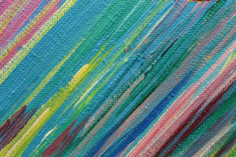 Art painting abstract textures oil acrylic paints wallpaper royalty free stock image